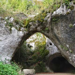 Haupteingang beim Felsentor