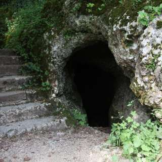 The Diana Grotto