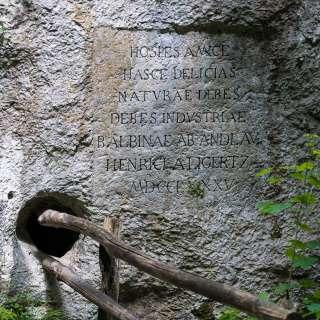 The Commemorative Inscription