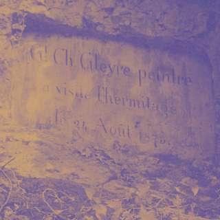Gleyre Inschrift