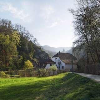 Die Ermitage in Arlesheim