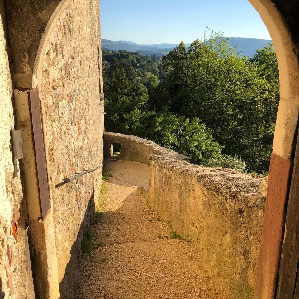 Aussicht von der Burg
